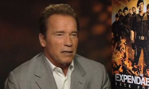 The Expendables 2 Interview