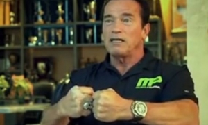 Arnold's Blueprint: Mass Training Overview