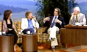 Johnny Carson Interview - Part 3: 20 Minutes a Day Image