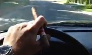 Behind The Wheel With Arnold