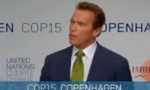 UN Meeting About Climate Change in Copenhagen