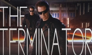 Terminator vs. Robocop Epic Rap Battle