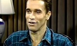 Running Man Interview (1987)