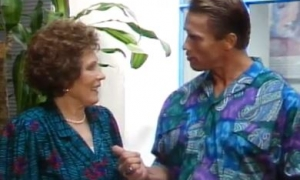 Superstars and Their Moms - 1987