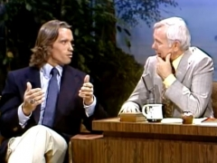 Johnny Carson Interview - Part 1: Women Can Weightlift to Get Fit Image