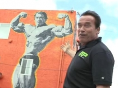 Venice Beach Tour With Arnold