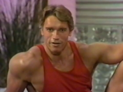 Arnold's 80's Workout Secrets Image
