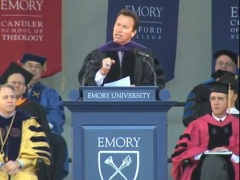 Emory Commencement Address - 2010