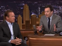 Jimmy Fallon Gets Razzed About His Girly Man's Car